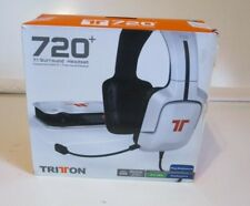 Mad Catz Tritton 720+ Gaming Headset Dolby 7.1 Surround for Xbox 360 PS3 NIB