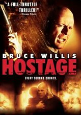 Hostage Bruce Willis Widescreen Dvd 2005 Rated R 40130 Like New