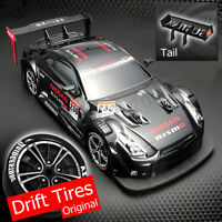 1:16 58km/h RC Drift Racing Car 4WD  2.4GHigh Speed GTR Remote Control