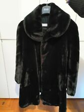 Cappotto donna Ancona by Anconagroup nero taglia 46 e 48 Made in Italy | eBay