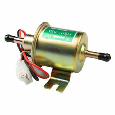Electric Fuel Pump HEP-02A Low Pressure 12V For Agricultural ATV Automotive