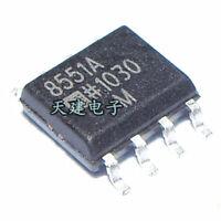 (1PCS) AD8551ARZ IC OPAMP CHOPPER R-R 30MA 8SOIC 8551ARZ 8551 8551A