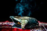 Smudge Sticks Handmade - Sage Thyme Rosemary Cleansing Negativity Yorkshire UK