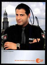 Serhat Cokgezen Notruf Hafenkante Autogrammkarte Original  Signiert ## BC 31137