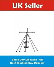 HOXIN D-130 DISCONE SCANNER ANTENNA FOR RECEIVING 25-1300 MHZ - 50/144/430/1200
