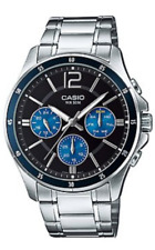 CASIO MTP-1374  MTP-1374D-2A  Multifunction  50m  Men With Gift Box  MTP1374