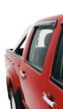 GENUINE RC COLORADO SLIM WEATHERSHIELDS REAR PAIR Brand NEW GM RA RODEO