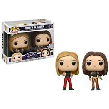Funko Pop Buffy & Faith 2017 NYCC Vinyl Figures 2 Pack