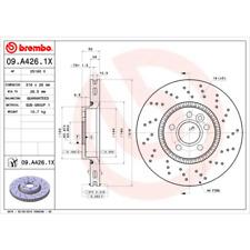 Bremsscheibe (2 Stück) BREMBO XTRA LINE - Brembo 09.A426.1X