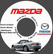 mazda mx 5 1999 owners manual