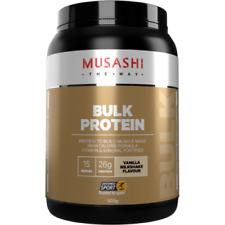 Musashi Bulk Mass Gain Protein Blend 900g