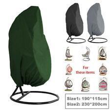 Hanging Swing Waterproof Chair Cover Rattan Egg Seat Garden Furniture Protector