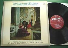 Johann Strauss Waltzes and Polkas VSO Wolfgang Sawallisch GL5871 LP