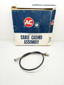 88959472 ACDelco GM Speedometer Cable Fits Chevy CK Pickup 1982 To 1987