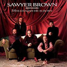 Sawyer Brown - Hallelujah He Is Born [New CD] Manufactured On Demand