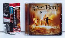 ROYAL HUNT Devil's Dozen Japan SHM CD + DVD MIZP-30012