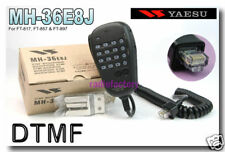 Yaesu DTMF Mic MH-36E8J for FT-817 FT-897 FT-857R