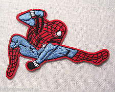ÉCUSSON PATCH BRODÉ THERMOCOLLANT SPIDERMAN N°4 - 6 x 9 cm