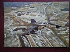 POSTCARD AIR TORNADO OF 16 SQUADRON RAF