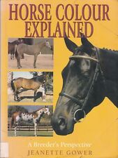 HORSE COLOUR EXPLAINED: A BREEDER'S PERSPECTIVE genetics inheritance
