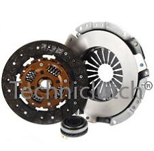 3 PIECE CLUTCH KIT FOR HONDA CIVIC 1.3 16 V 1.6I 16V 1.5I 16V 87-91