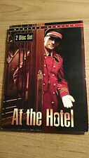 At The Hotel (DVD, 2007, 2-Disc Set)  UNRATED VERSION // GREAT SERIES