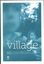 Le Village Montvicq Allier de C Thoyer Photos P Busser  2014