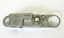 Leica IIIF Screwmount Camera's Top Plate/Cover-Genuine Parts