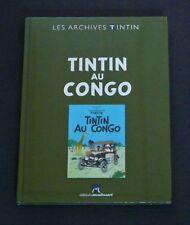 "TINTIN VERY RARE  ""LES ARCHIVES TINTIN"" TINTIN AU CONGO  NEW  SEALED"