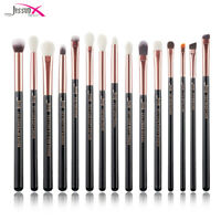 Jessup Makeup Brush Set 15Pcs Professional Blending Brushes Cosmetic Tool