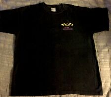 BRATZ Movie Cast Crew Tshirt Sz XL Catered By Alex's Gourmet Catering RARE 2007