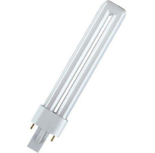 GE 9w Biax S Single Turn Energy Saving CFL - G23 2-PIN (6500k / Daylight White)