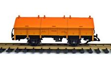 LGB Covered Gondola, Conversion by Track G to Gauge II (64mm), Used