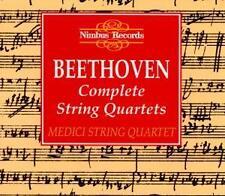 Complete String Quartets - The Medici String Quartet - CD