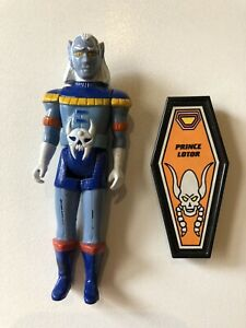 Voltron Vintage Panosh Place 1984/ Prince Lotor With Coffin
