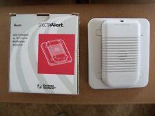 System Sensor Spectralert White Wall Mount Horn H1224w Alarm 12 Or 24 Volt