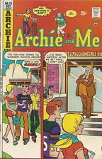 Archie And Me #78 Fine, Betty & Veronica, Jughead, Archie Comics 1975