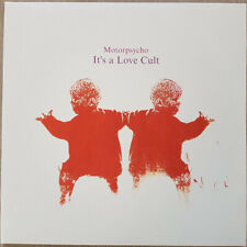 Motorpsycho 'It's A Love Cult' 2002 German Edition Double Vinyl 2xLP SEALED!!
