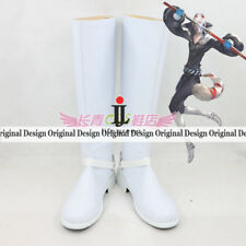 Persona 5 Yusuke Kitagawa Boot Party Shoes Cosplay Boots Custom-made