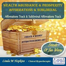 Wealth Abundance & Prosperity Affirmations and Subliminal Affirmations CD