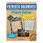 Primary Source Documents: Patriotic Documents - Educational Supplies - 20 Pieces
