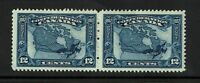 Canada SC# 145 Horiz Pair Mint Hinged / Large Hinge Rem - S2739