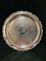Rogers Silver Plated Tray Platter