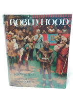 Robin Hood by Louis Rhead Illustrated by Frank Godwin and Walter Crane 1991 HB
