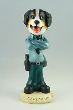 Police Bernese Mtn Dog -See Interchangeable Breeds & Bodies @ Ebay Store