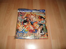 DRAGON BALL CARDDASS STATION ALBUM SYSTEM FILE 60 CARDS BY BANDAI JAPAN NEW