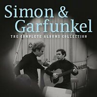 Simon and Garfunkel - Complete Albums Collection [CD]