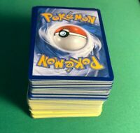 140 Pokemon TCG Cards (Bulk Lot of Commons, Uncommons, Holos & Rares)