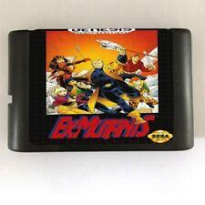 EX-MUTANTS 16-Bit pour Sega Genesis Mega Drive Jeu
