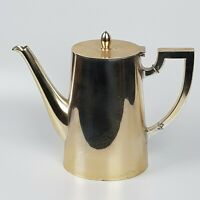 FAVOLOSA CAFFETTIERA TEIERA IN ARGENTO SHEFFIELD COLLECTION OLD ANTIQUE RARA